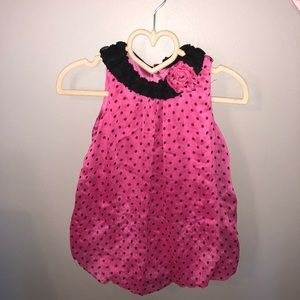 Other - dress outfit top pink leopard fashion